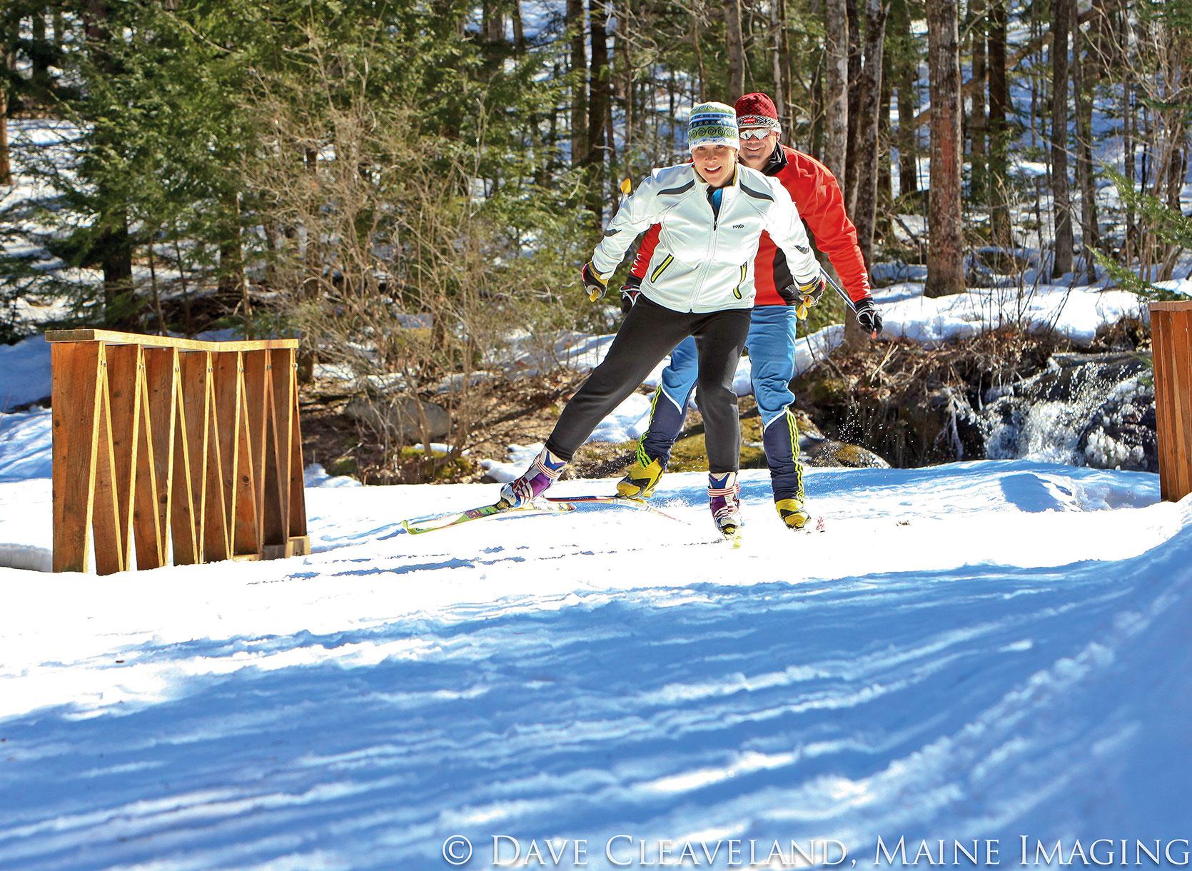 Cross Country Ski Sale Akers Ski Com >> Cross Country Skiing Pineland Farms Inc