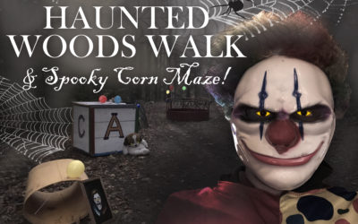 Haunted Woods Walk & Spooky Corn Maze 2019