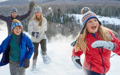 Winter Family Fun Day with L.L.Bean