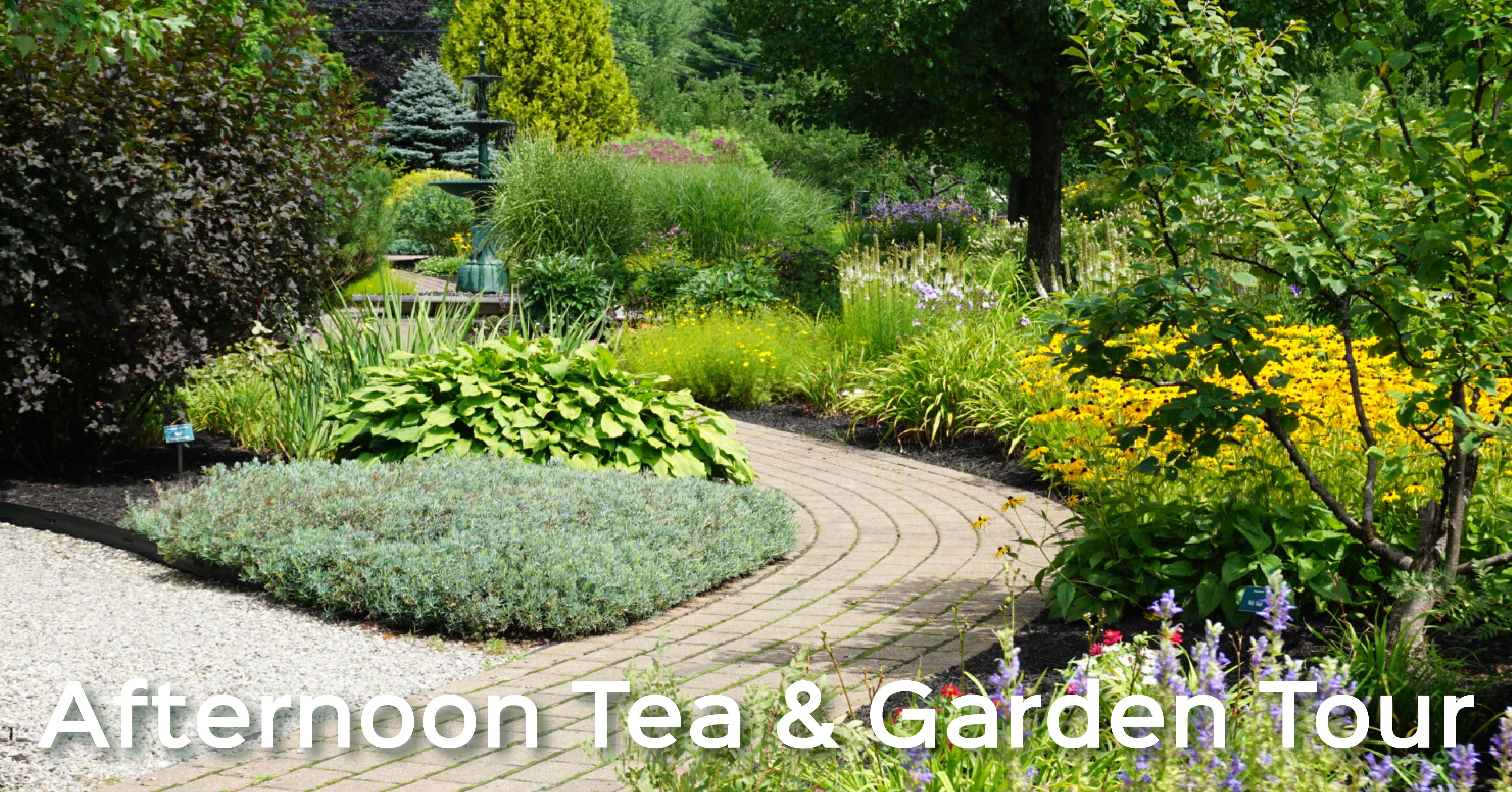 The Pineland Farms Garden