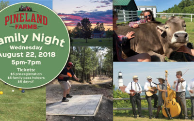 Pineland Farms Family Night