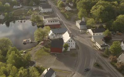 Monson, Maine Transformed