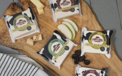 Pineland Farms Cheese has a New Look!