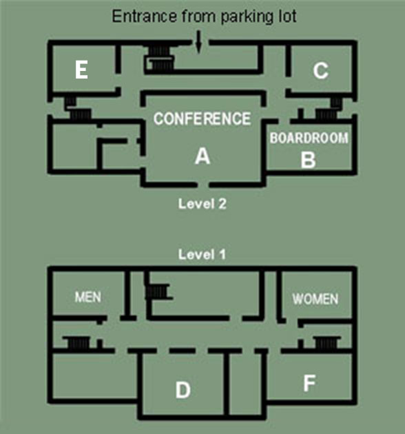 Pineland Farms Conference Center Map