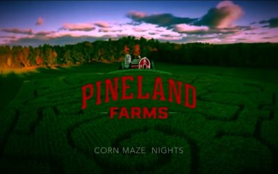 Corn Maze Nights Pineland Farms Inc