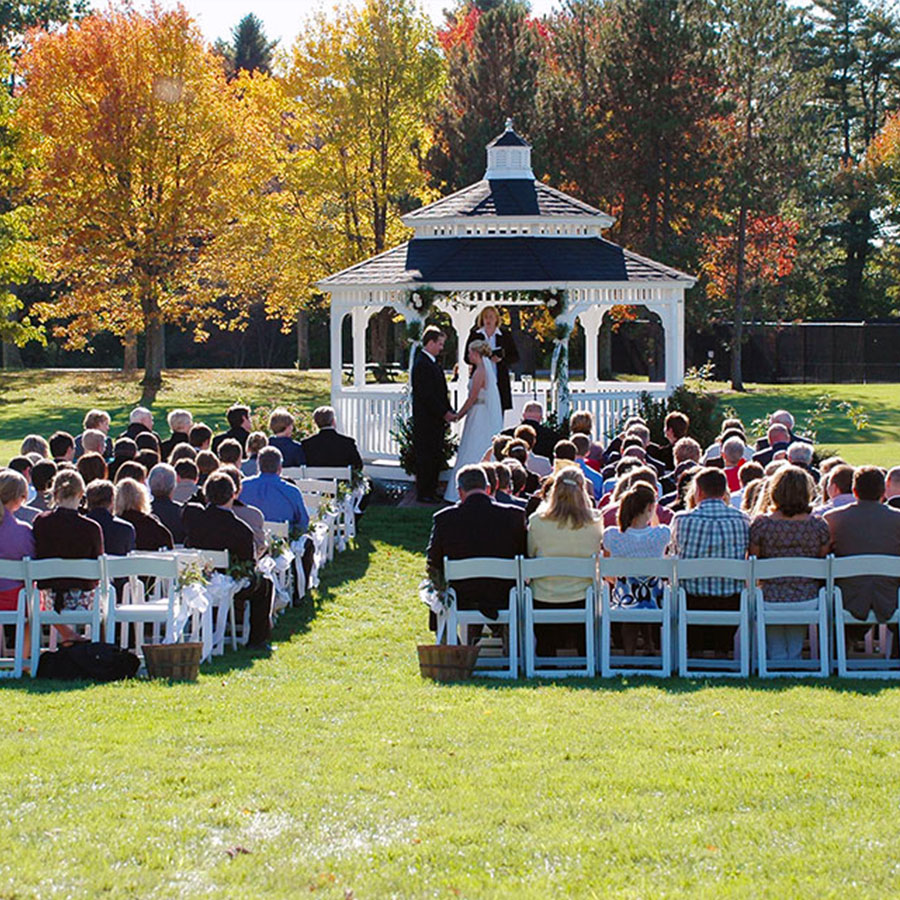 Pineland Farms Romantic Gazebos
