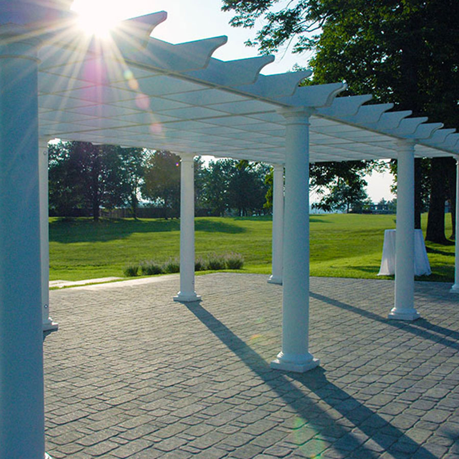 Pineland Farms Pergola