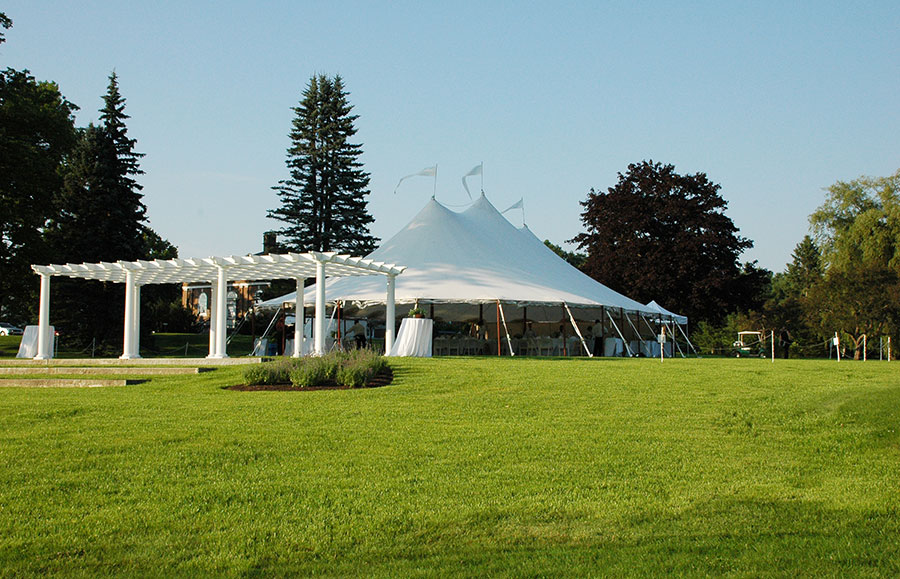 Pineland Farms Banquet Tent