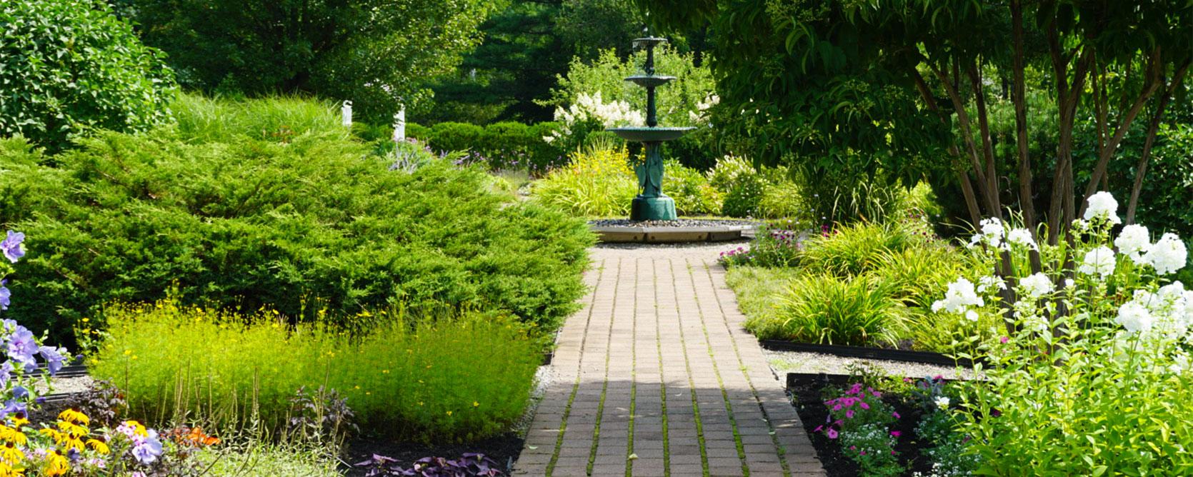 The Gardens at Pineland Farms - Pineland Farms, Inc